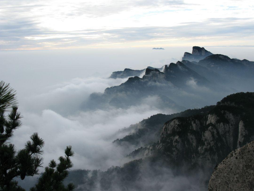Baiyun mountain