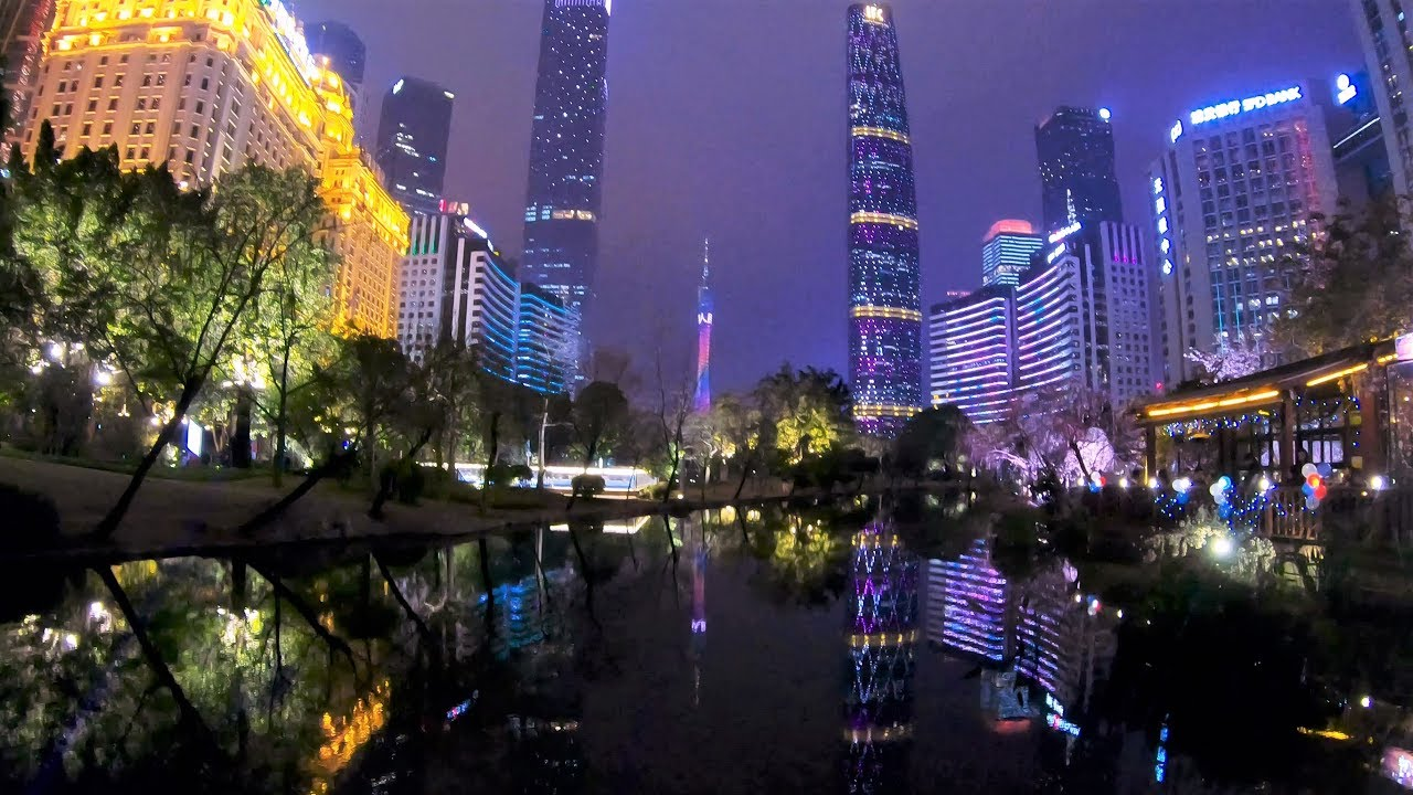 Hua Cheng Square